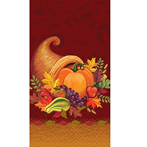Fall Harvest Thanksgiving Paper Guest Napkins 16ct Home