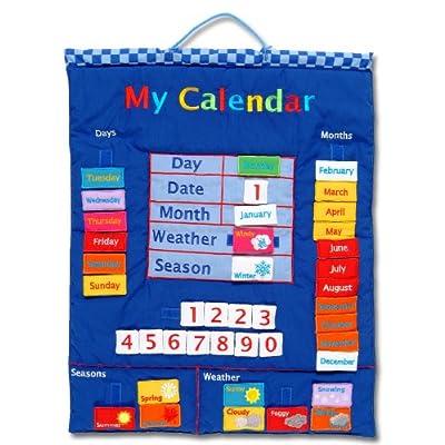 Fiesta Crafts Ltd My Calendar Wall Hanging
