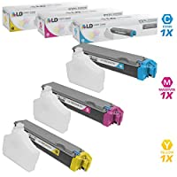 330-2667 Black, 4 Pack MS Imaging Supply Compatible Toner Replacement for Dell 330-2666