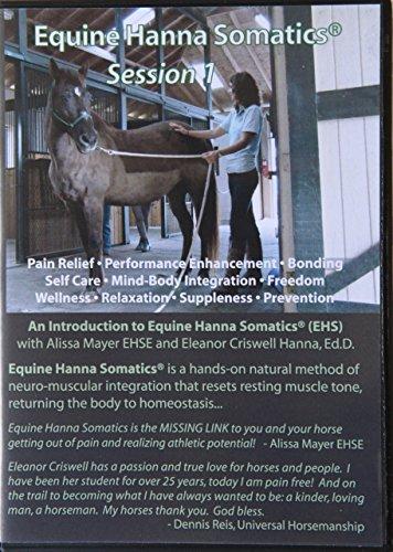 DVD: Equine Hanna Somatics Session 1 - w/ Alissa Mayer ...