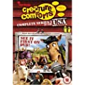 Creature Comforts - Complete Series 3: In The USA [DVD]