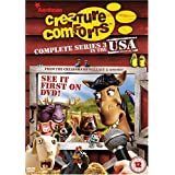 Creature Comforts - Complete Series 3: In The USA [DVD]by Merlin Crossingham