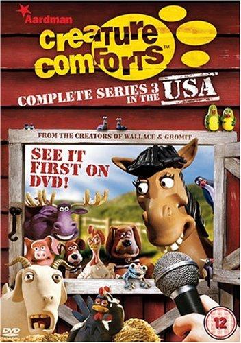 Creature Comforts - Series 3: In the USA [Edizione: Regno Unito]