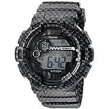 Burgmeister Men's BM803-622 Digital Display Quartz Black Watch