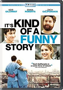 NEW It's Kind Of A Funny Story (DVD)