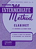 img - for Rubank Intermediate Method - Clarinet (Rubank Educational Library) book / textbook / text book