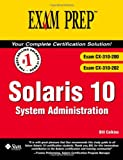 51GmMTQMYmL. SL160  Top 5 Books of Solaris Computer Certification Exams for January 10th 2012  Featuring :#1: Solaris 10 System Administration Exam Prep: CX 310 200, Part I (2nd Edition) (Pt. 1)