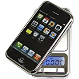 Weight Scale 0.1g x 500g Digital Pocket Jewelry Mini 4 iPhone