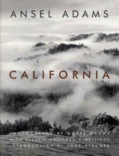 California: With Classic California Writings, Adams, Ansel