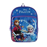 Officially Licensed Disney Frozen Medium Backpack - Anna and Elsa