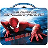 The Amazing Spiderman 2 Wall Crawler Metal Lunch Box