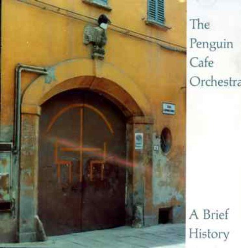 The Penguin Cafe Orchestra - Brief History [No USA] (CD)