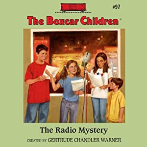 The Radio Mystery Audiobook
