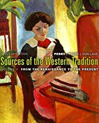 Sources of the Western Tradition Volume 2 by
