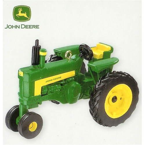 Carlton Cards Heirloom John Deere 630 Tractor Christmas Ornament