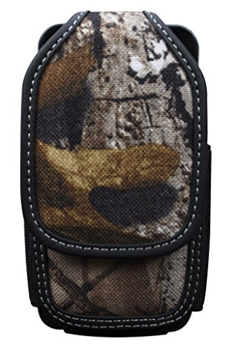 Tough Mobile REAL TREE Camo Universal Vertical Case for iPhones Samsung Galaxy Phones