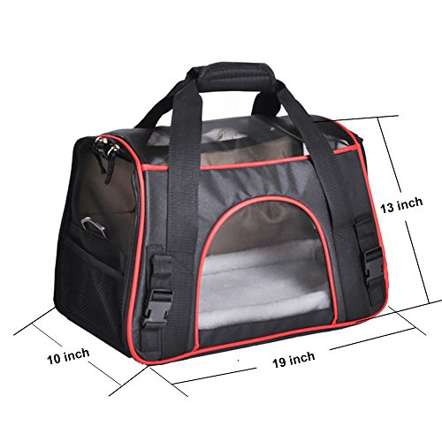 Pet-Carrier-PYRUS-Airline-Approved-Soft-Sided-Kennel-Cab-Folding-Soft-Dog-Crate-Pet-Travel-Carrier-Bag-for-Dogs-Cats-and-Puppies