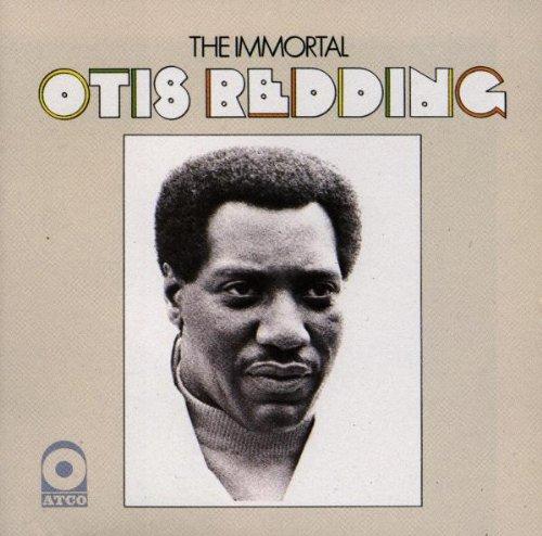 The Immortal Otis Redding artwork