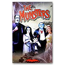 The Munsters 23x35 Art Print Poster
