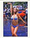 Young Eliza Dushku (Bikini Car Wash pose) 8