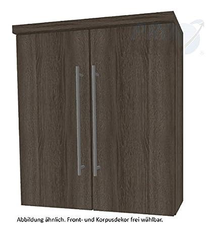 In Crescendo Wall Cabinet (OGA416A7) Bathroom, 60cm