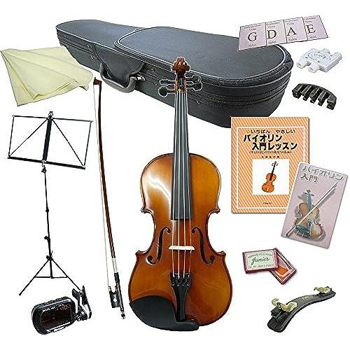 카루 러 죠 루다노  VS-1 3/4 바이올린 13점 세트-VS1-B-34