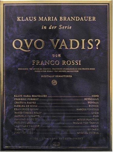 Quo Vadis [3 DVDs]
