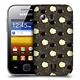 Head Case Cute Sheep Pattern Snap-on Back Case Cover For Samsung Galaxy Y S5360