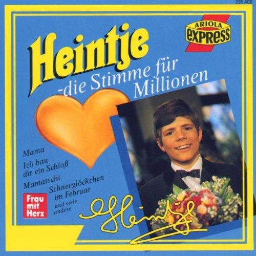 Heintje - Die Stimme Fur Millionen - Zortam Music