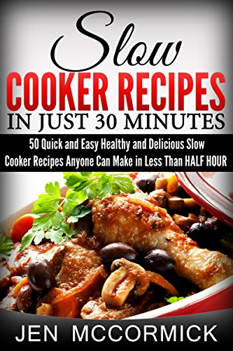 03 25 15 new blog post free kindle book list is out Quick and healthy slow cooker recipes
