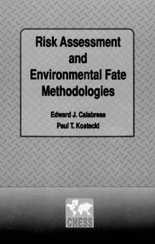 Risk Assessment And Environmental Fate Methodologies front-631600