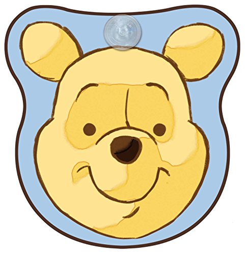 Eurasia-Disney Winnie The Pooh Sun Shade Side Window Sun Twin 35,5X35 Cm