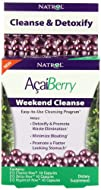 Natrol Acaiberry Weekend Cleanse Capsules 30 Count