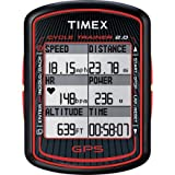 Timex Cycle Trainer 2.0 Bike Computer with GPS and HRM - Men's Timex