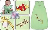 1.0 Tog Animal Parade Dream Bag Saco de Dormir de Bebé - 0-6 meses 70 cm