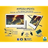 Yiynova MVP22U(V3) Tablet Monitor,IPS Panel, DVII Digital Input (Mac & Windows)