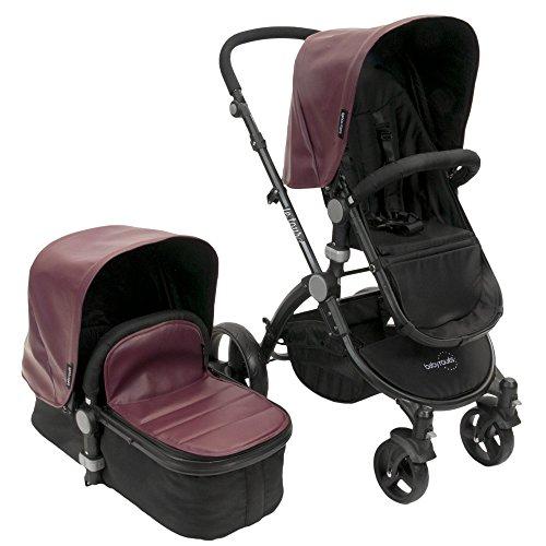 babyroues Letour Lux IIB Stroller, Mauve