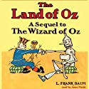 The Land of Oz Audiobook by L. Frank Baum Narrated by Anna Fields