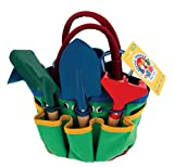 Schylling Little Farmer Garden Tote with Tools
