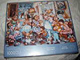 Doctor's Waiting Room a 1000 piece puzzle