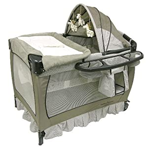 Amazon Com Baby Trend Nursery Center Playard Deluxe