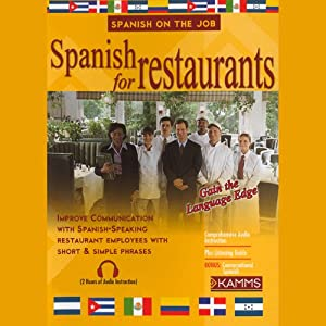 Spanish for Restaurants | [Stacey Kammerman]