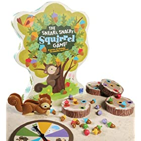 Buy The Sneaky Snacky Squirrel Game by Educational Insights