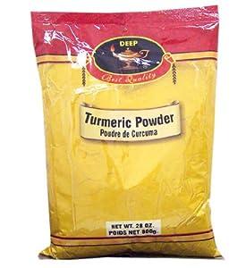 Indian Spice Deep Turmeric (Curcumin) Powder 28 Oz., 800 Grams