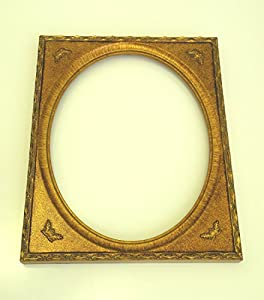 Amazon.com - Antique Gold/Oval Frame-Professional Premium