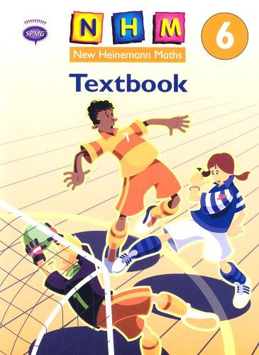 New Heinemann Maths Year 6, Textbook