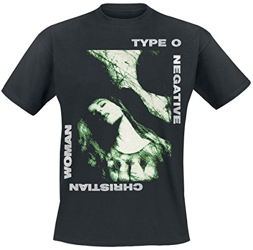 Type O Negative Christian Woman T-Shirt nero XXL