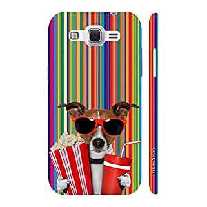Enthopia Designer Hardshell Case Whose your Doggy? Back Cover for Samsung Galaxy J2 (2016)