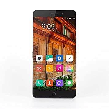 [Lacaca Store]Elephone P9000 Smartphone 5.5 pouces FHD 1.6mm Ultra Narrow Bezel 4G LTE Android 6.0 Helio P10 Octa noyau MTK6755 2.0GHz