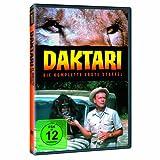 Daktari - Die komplette erste Staffel [4 DVDs]